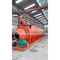Buy cheap Hot air recycle design for wood sawdust drying and packing!! product