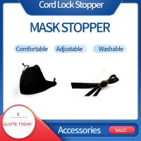 Buy cheap Black Color Stopper Toggle Cord Locks For Production Face Masks product