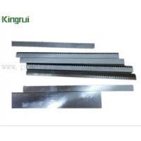 Buy cheap Straight Food Processing Knives Made HSS Material 200mm Length product