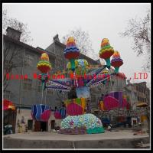 Buy cheap Kiddie park amusement jellyfish/playground funfair amusement happy jellyfish rides product
