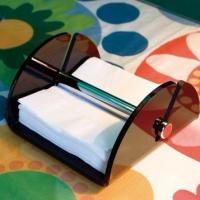 Buy cheap White acrylic consumption box with tissues box product