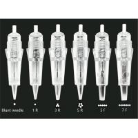 Buy cheap Disposable Microding Permanent Makeup Tattoo Machine Needle For Eyeblow Lips OEM product