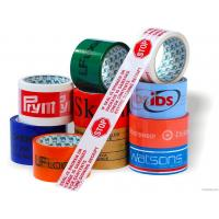 Buy cheap High Tensile BOPP Packing Adhesive Tape, Color clear, tan, brown product