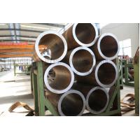 China Tempered BK EN 10305-1 E355 Hydraulic Cylinder Pipe , Round Honed Steel Tube on sale