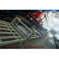 Buy cheap Thickness 2mm - 20mm Magnesium Oxide Board Production Line With PLC Control System product
