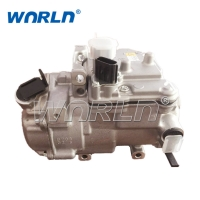 Buy cheap 04220-0221 ES27C High Precision 12V Electric AC Compressor For Lexus RX450H Year 2009- 88370-48030 042200-0221 product