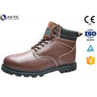 Buy cheap Air Wear Walking PPE Safety Shoes , Trendy Comfortable Safety Shoes Fashionable product