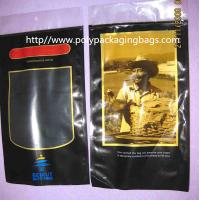 Buy cheap Luxury Moisturized Cigar Humidor Bags with Color Printed For Cuba Cigars / Havana Cigars product