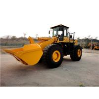 Buy cheap ZL60G-E 6 ton wheel loader with 240HP Shangchai engine and ZFWG200 transmission product