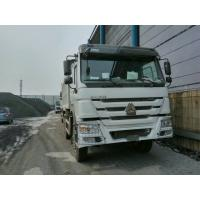 Buy cheap 10 Wheel 371HP 20 Cubic Meters Sinotruk HOWO Tipper Iron Material White Color product