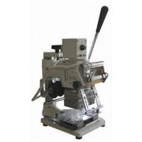 China Manual Hot Stamping Machine for Card on sale