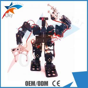 Buy cheap Diy Arduino DOF Robot Remote Control Robot 15DOF Humanoid Robot from wholesalers