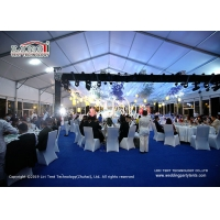 Buy cheap 25 Aluminum Frame Party Tent Water-proof PVC Cover And Sideall Outdoor Wedding product