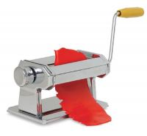 Buy cheap Nouilles de rouleau de rouleau manuel inoxydable de pâtes de deux maison détachable de machine du fer 150 de coupeurs product