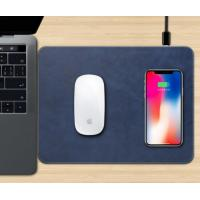 Buy cheap 10w Wireless Charger Mouse Pad Integrated Flat Office Home Desktop Mobile Phone Wireless Charging product