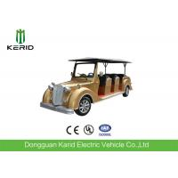 Buy cheap Battery Powerd Mini Bus Electric Vintage Cars With 72V AC System , Left Steering product