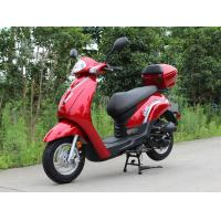 Buy cheap CVT Gear 50cc Adult Motor Scooter Horizontal Type Single Cylinder Air - Cooled product