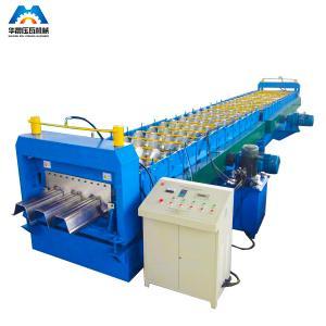 Buy cheap Rolo da folha do Decking do piso de aço que forma a máquina/rolo anteriores from wholesalers