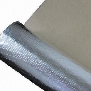 China 3-way Aluminum Foil Scrim Kraft Facing for Building Insulation on sale