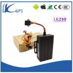 Buy cheap High quality sms reset gps tracker LK210 mini gprs gps tracker product