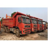 Buy cheap Front Lifting Used Tipper Second Hand Dumper Volvo Dump Truck Original From Sweden product