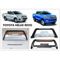 Buy cheap Toyota New Hilux Revo 2015 2016 Front Bumper Guard Plastic ABS Blow Molding product