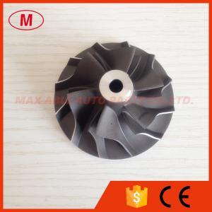 Buy cheap TD05 TD05H TD06 EVO3 16G 48.30mm x 68.00mmのターボチャージャーの圧縮機の車輪 product