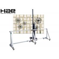 Buy cheap Wall Glass Ceramic Tile Plaster Mural Printing Machine Wireless Controller from wholesalers