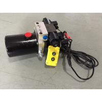 Buy cheap Electric Driven Double Acting Hydraulic Power Units 12V With 800W Motor product