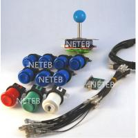 Buy cheap 1 Player Arcade Control Panel Bundle Kit,1 joystick and 10 stander buttons product