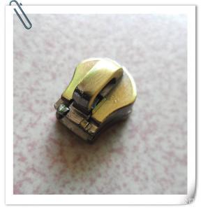 Buy cheap 5# Zinc Alloy Locomotive Auto Lock Zipper Slider Reversible For Handbag product