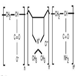 Additifs quotidiens des produits chimiques Polyquaternium-39