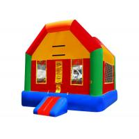 Buy cheap Rainbow Outdoor Playground Inflatable Bounce House  With 6 years Warranty product