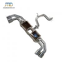 Buy cheap High quality Stainless Steel For Audi TT4 2011 Exhaust System product