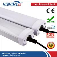 China 20 Watt Waterproof LED Light Fixtures For Parking Lot Base PC Cover wholesale