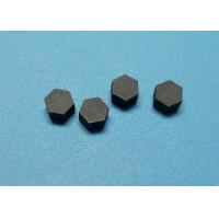 High Mechanical Strength PCD Wire Drawing Die Blanks Self Supported Hexagonal Diamond H2010