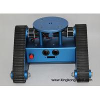 Buy cheap KR0001 RC Tri-Tracked Tank Robot Kit product
