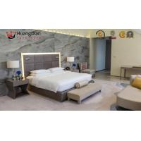 Buy cheap Five Stars Modern Hotel Bedroom Furniture Deluxe Hotel Fabric Upholstery product