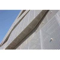 Perforated Aluminum Panel For Exterior /Outdoor Facade/Curtain Wall Decoration