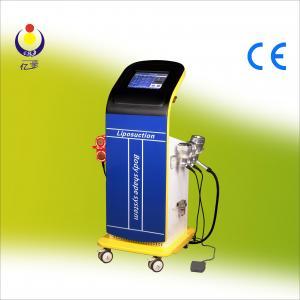 vacuum liposuction cavitation ultrasonic machine for body slimming