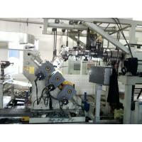 Buy cheap Oblique 3 Roller Board Extrusion Line Different Width / Thickness Available product