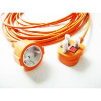 Buy cheap UK power cord and extension cord for garden tools product