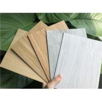 Buy cheap Wood Grain Vinyl Plank Flooring Eco Friendly Light Weight Water Resistant product