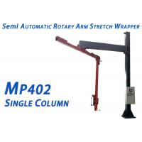 Buy cheap MP-402 SC Semi Rotary Arm Stretch Wrapper Heating Cutting With Single Column product
