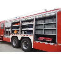 Buy cheap 6 x 4 Drive Type Fire Equipment Truck product