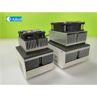 Buy cheap Outside Thermoelectric  Peltier Air Conditioner Assembly Maintenance - Free product