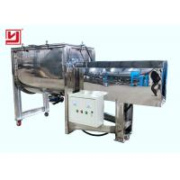 Buy cheap Horizontal Putty Powder Ribbon Blender ,Powder Mixer Machine Stainless Steel product