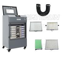 Buy cheap Soldering Fume Extraction System for Electronics Multiple Working Place product