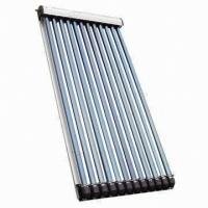 Capteur solaire de caloduc, tubes de HPSC 58-1800-12, tubulure en aluminium, parenthèses en aluminium