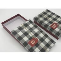 Buy cheap Stackable Empty Xmas Boxes / Mini - Extra Large Christmas Present Boxes product
